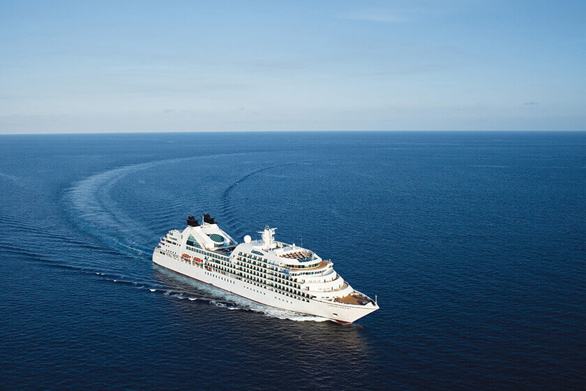 Luxury Africa Cruise
