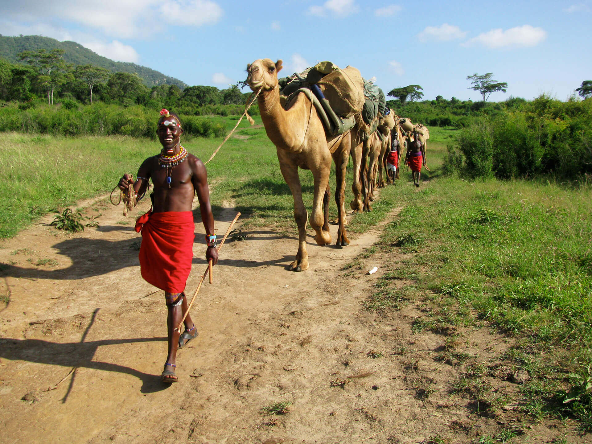 Kenya Safari Walking Package