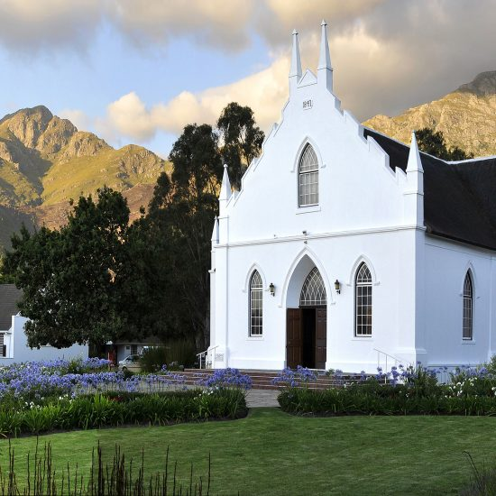 Franschhoek South Africa Travel