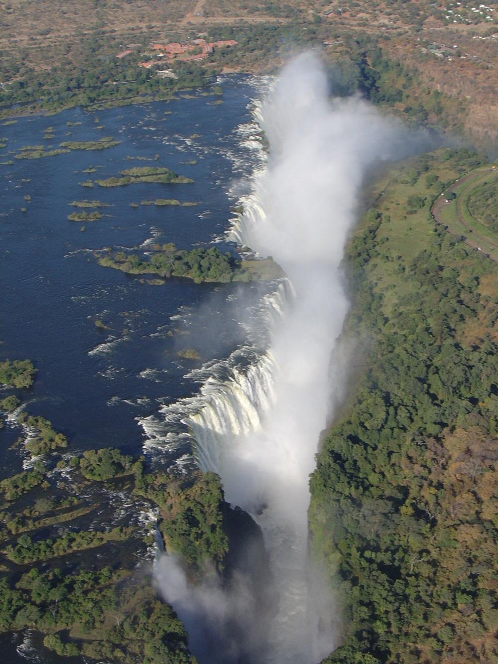 Victoria Falls Livingstone Zambia